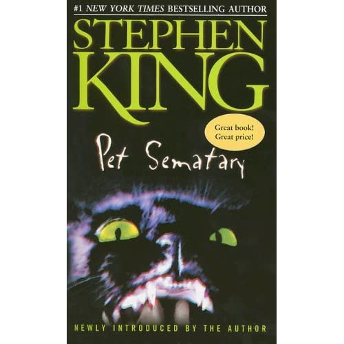 Pet Sematary - 1983 - Stephen King