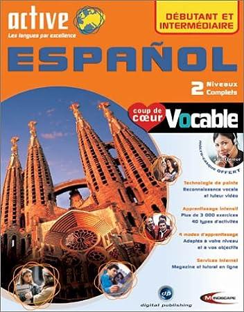 Active Cours complets Espagnol débutant/intermédiaire