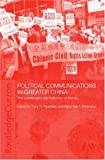 img - for Political Communications in Greater China: The Construction and Reflection of Identity book / textbook / text book