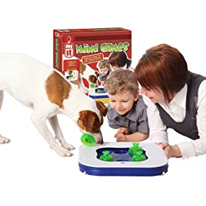 Hagen Dogit Mind Games 3-in-1 Interactive Smart Toy for Dogs