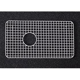 Rohl WSG3018WH Sink Grid for RC3018 Kitchen Sink, White