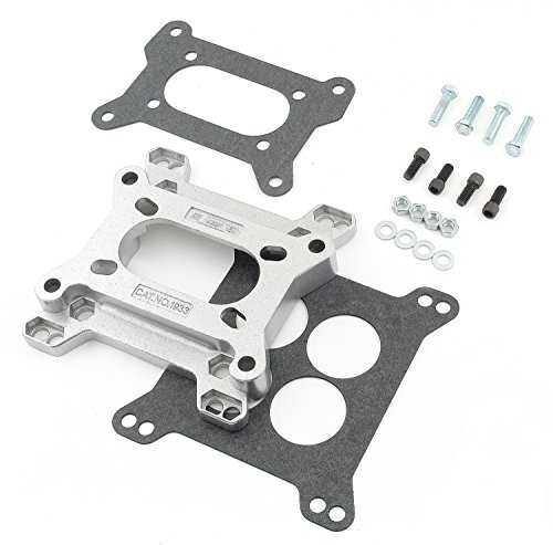 Mr. Gasket 1933 2-Barrel to 4-Barrel Carburetor Adapter Kit (Carburetor For 302 compare prices)