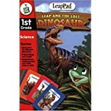 LeapFrog LeapPad Educational Book: Leap And The Lost Dinosaur With Interactive Cards