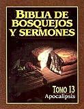 Biblia de bosquejos y sermones: Apocalipsis (Spanish Edition) (0825410185) by Anonimo