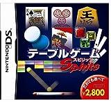 echange, troc Table Game Spirits[Import Japonais]