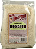 Bob's Red Mill Medium Unsweetened Shredded Coconut, 24 oz