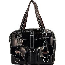 Urban Junket Robin Laptop Bag (Black)