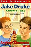 Jake Drake, Know-It-All (Ready-For-Chapters)