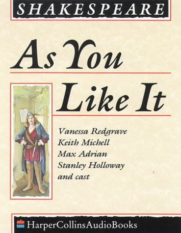 an analysis of the roles of the characters in william shakespeares as you like it