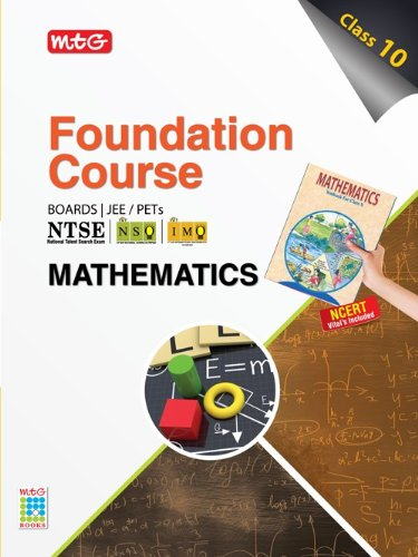 Mathematics foundation course for Boards /JEE/PETs/ NTSE