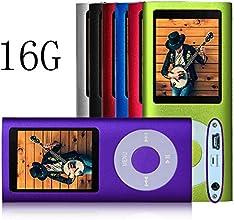 G.G.Martinsen Purple 16 G Mini Usb Port Slim Small Multi-lingual Selection 1.78 LCD Portable MP3/MP4, MP3Player , MP4 Player , Video Player , Music Player , Media Player , Audio Player