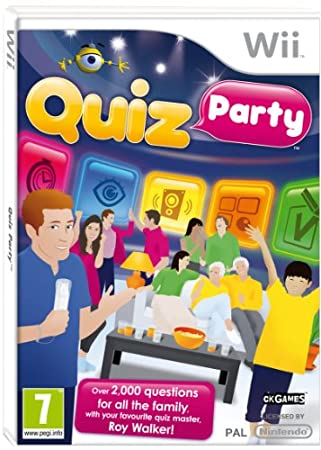 Quiz Party (Nintendo Wii)