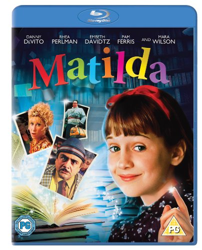 Matilda [Blu-ray] [Import] -