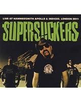 Live In London Hammersmith Apollo & Indigo2 2011