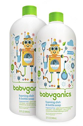 babyganics-foaming-dish-and-bottle-soap-refill-fragrance-free-32oz-bottle-pack-of-2