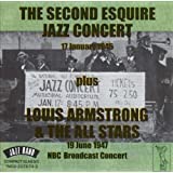 The Second Jazz Esquire Concert 1945 Plus Louis Armstrong All Stars 1947