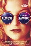 Almost Famous Poster Movie 11x17 Patrick Fugit Philip Seymour Hoffman Frances McDormand Jason Lee