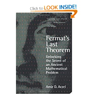 an introduction to the analysis of fermats last theorem Up result which is needed in the general case, by appealing to reduction properties of elliptic curves at the prime 2 1 introduction in this article i outline a proof of the theorem (proved in [25]): conjecture of taniyama-shimura ~ fermat's last theorem (1) supported by nsf ~) kenneth a ribet, mathematic department,.