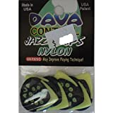 Dava Jazz Grip Nylon Small 6-Pack Light Green (Light Green)