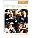 TCM Greatest Classic Films Collection: Best Picture Winners (Casablanca / Gigi / An American in Paris / Mrs. Miniver) ~ Humphrey Bogart