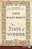 State of Wonder LP: A Novel (0062065211) by Patchett, Ann