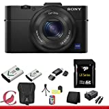 Sony Cyber-shot DSC-RX100M II DSC-RX100 II Digital Camera 32GB Package