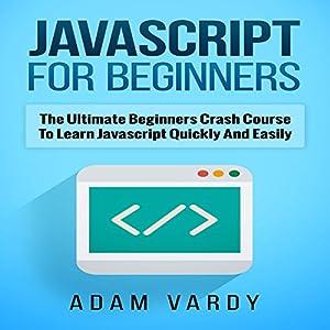 Javascript for Beginners Audiobook