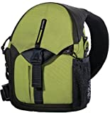 VANGUARD BIIN 37 Sling Bag for DSLR Camera - Green