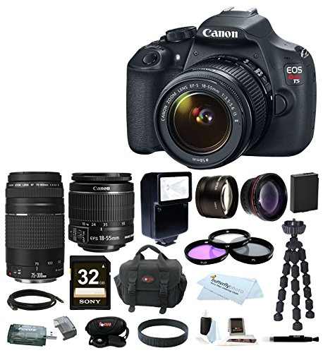 canon-eos-rebel-t5-dslr-camera-with-ef-s-18-55mm-is-ii-75-300mm-zoom-lens-spare-battery-auto-slave-f