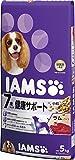 アイムス (IAMS) 7歳以上用(シニア) 健康サポート ラム&ライス 小粒 5kg