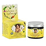 Earth Mama Angel Baby Bottom Balm Zinc and Lanolin Free Calendula Herbal Diaper Cream, 2-Fluid-Ounce, 60-Milliliter