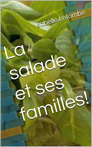 Couverture du livre La salade et ses familles!
