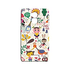G-STAR Designer Printed Back case cover for Coolpad Note 3 - G6639