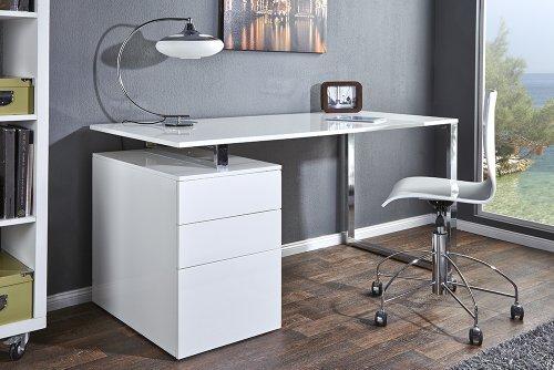 Design-Schreibtisch-COMPACT-hochglanz-weiss-Brotisch