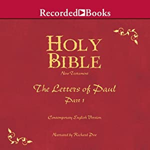 Holy Bible: Letters of Paul - Part 1, Volume 27 | [American Bible Society]