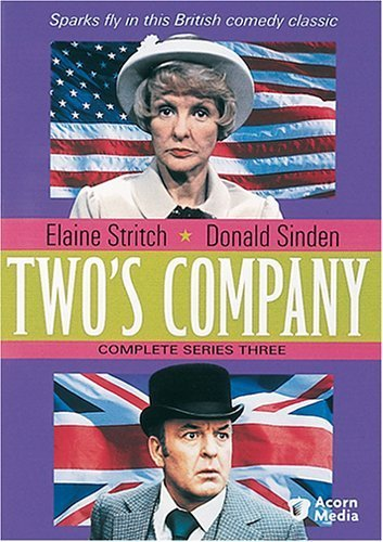 Two's Company - Complete Series Three by Acorn Media (Threes Company Season Two compare prices)