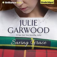 Saving Grace Audiobook by Julie Garwood Narrated by Rosalyn Landor