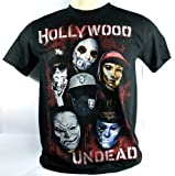 HOLLYWOOD UNDEAD (American Tragedy) HUD1307K Size XL Extra Large NEW! T-SHIRT Tour