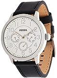 Fossil Herren Armbanduhr Schwarz BQ1503