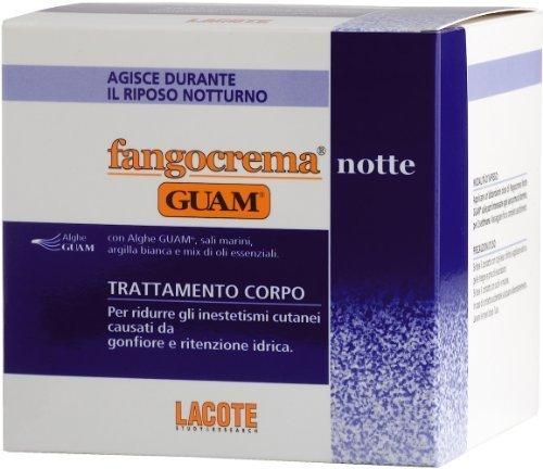 GUAM Fango crema Notte trattamento corpo snellente rimodella la silhoutte 500ml