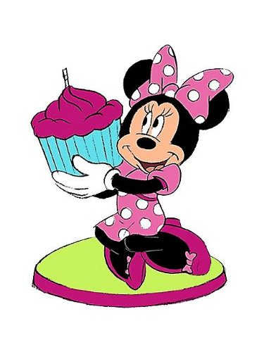 Disney Minnie Candle