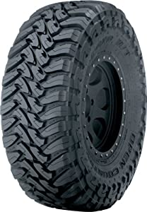 Toyo Tire Open Country M/T Mud-Terrain Tire - 37 x 1350R17 131Q