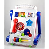 Sunshine Learning Activity Table Cum Walker For Kids, Toy, Musical Battery Operated
