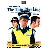 The Thin Blue Line: The Complete Line-Up ~ Rowan Atkinson