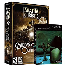 Agatha Christie : Murder on the Orient Express