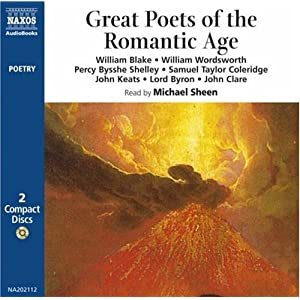 Great Poets of the Romantic Age - Various