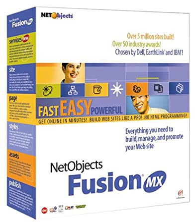 NetObjects Fusion MX
