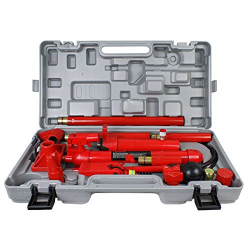 Zeny 10 Ton Porta Power Hydraulic Jack Body Frame Repair Kit Auto Shop Tool Lift Ram (Porta Power Hydraulic compare prices)