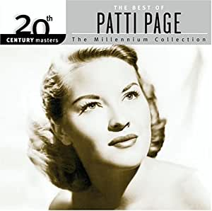 The Best of Patti Page: 20th Century Masters - The Millennium Collection