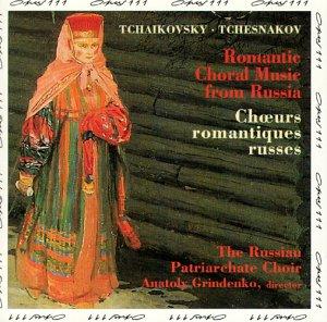 Choeurs Romantiques Russes